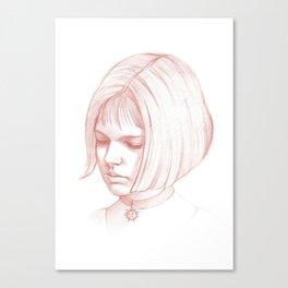 Mathilda, Leon the Professional Canvas Print