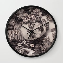 Restless Wonder Wall Clock