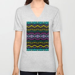 Tribal Dominance Unisex V-Neck