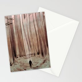 Redwood Forest Stationery Cards