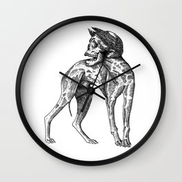 issue Wall Clock