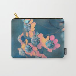 Softly flowers(2) Carry-All Pouch