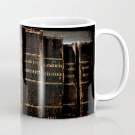 Book Smart Coffee Mug