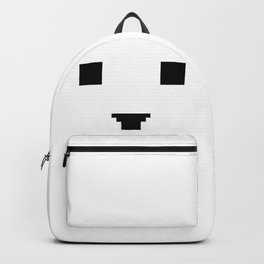 Face number four Backpack