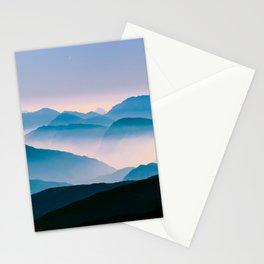 Pale Morning Light Stationery Cards