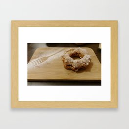 Dessert Framed Art Print