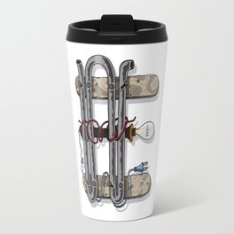 MACHINE LETTERS - E Travel Mug
