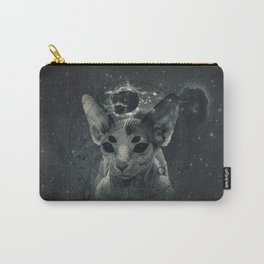 CosmicSphynx Carry-All Pouch