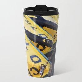 Yellow Boats Travel Mug