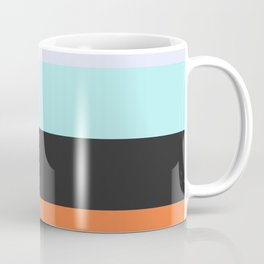 Abstract Ocean Shoreline Coffee Mug
