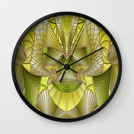 Content Wall Clock