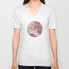 Planetary Bodies - Red Rock Unisex V-Neck