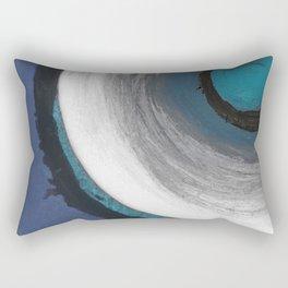 Sapphire Nine Rectangular Pillow