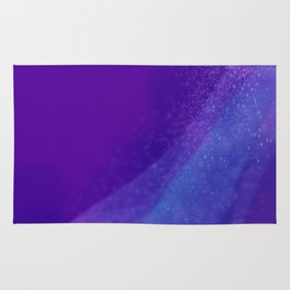 Purple Galaxy Rug