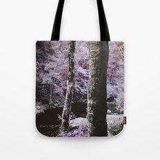 Violet Autumn  Tote Bag