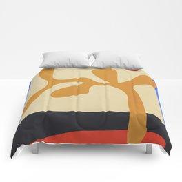 abstract minimal tree Comforters