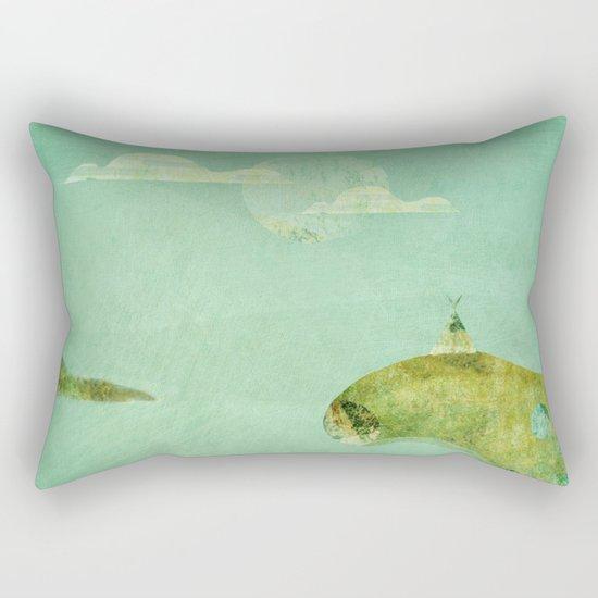Forever Sheltered Rectangular Pillow