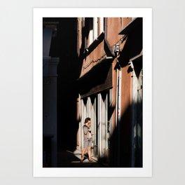 Vanity in the Light Art Print