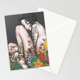 Prohibido Suicidarse en Primavera Stationery Cards