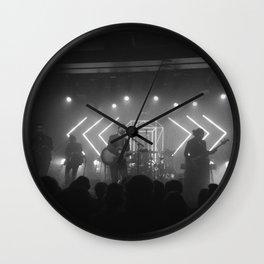 Lord Huron Wall Clock