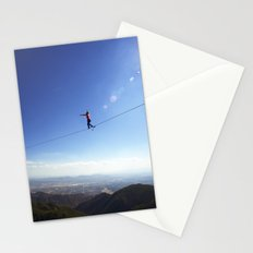 Highlining California Stationery Cards