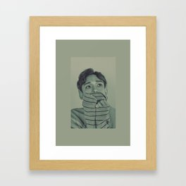 Elf Chen Framed Art Print