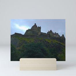 Edinburgh Castle, Scotland, photo 1  Mini Art Print