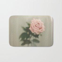 The Last Rose Bath Mat