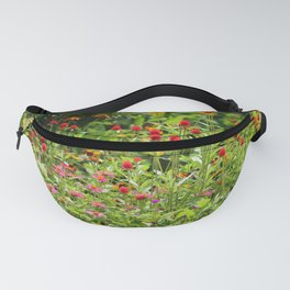 Summer Blossoms Fanny Pack