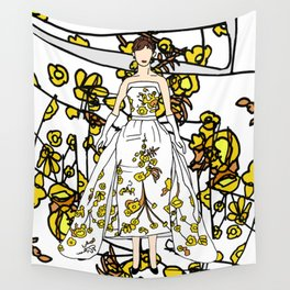 Audrey 12 Wall Tapestry
