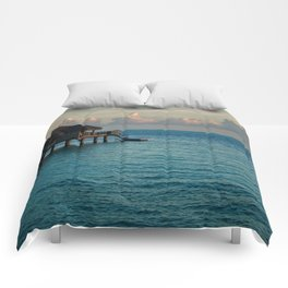 Bora Bora Comforters