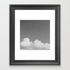 Changing Skies II Framed Art Print
