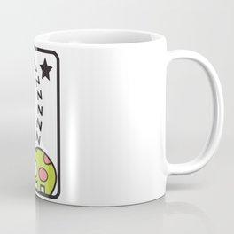 cupcake unicorn print Coffee Mug