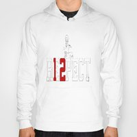 patriots Hoodies featuring tom brady respect shirt - patriots by JUST SAYIN