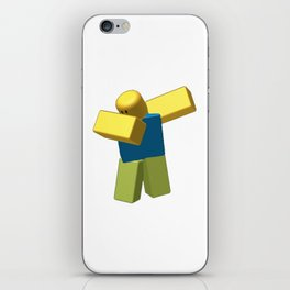 Coolest Roblox Dab Cool iPhone Skin