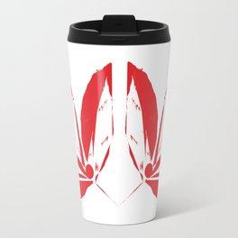 Leaf Bird Travel Mug