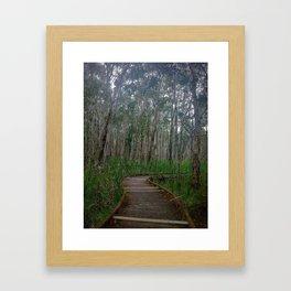Where The Wild Things Live Framed Art Print