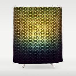 Asanoha 04 Shower Curtain