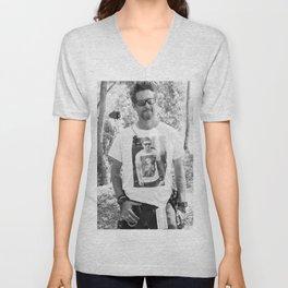 Ryan Gosling meta shirt Unisex V-Neck
