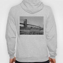 Brooklyn Bridge Photograph - 2 Hoody