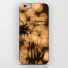 Christmas Silhouettes iPhone Skin