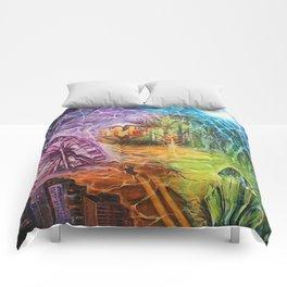 Snap Shots Comforters