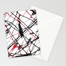 Web Of Lies Stationery Cards