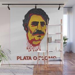 Pablo Escobar Wall Mural