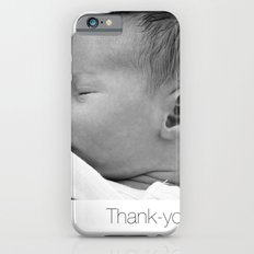 Elliott Thanks iPhone 6s Slim Case
