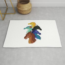 All Wings Of Fire -  Dragon Rug