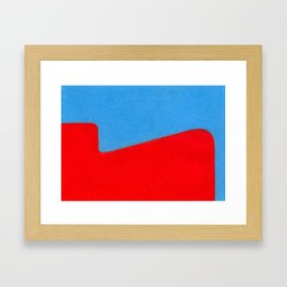 Think Tank Framed Art Print