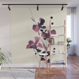 Organic Impressions 334zs by Kathy Morton Stanion Wall Mural