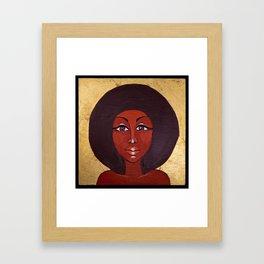 Sirius Daughter no 4 Framed Art Print
