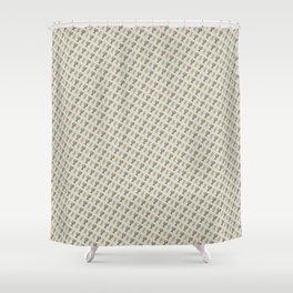 FTW (on Cream background)  Shower Curtain